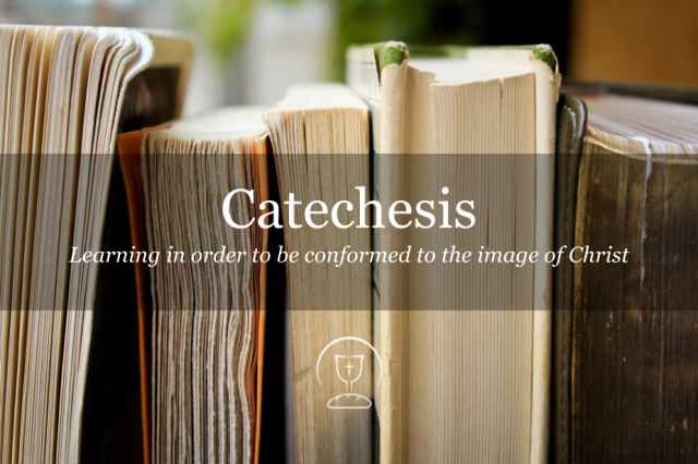 Catechesis graphic