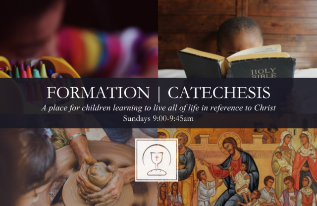 Children's Formation - Catechesis (2)
