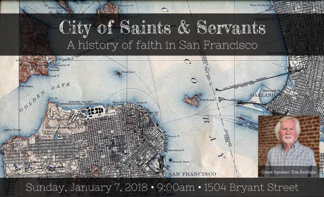 City of Saints & Servants