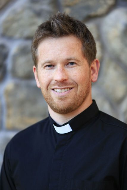 Clergy headshot