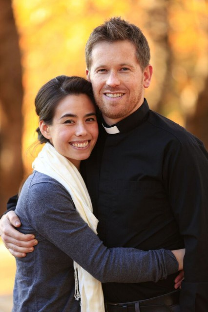 Clergy spouse headshot