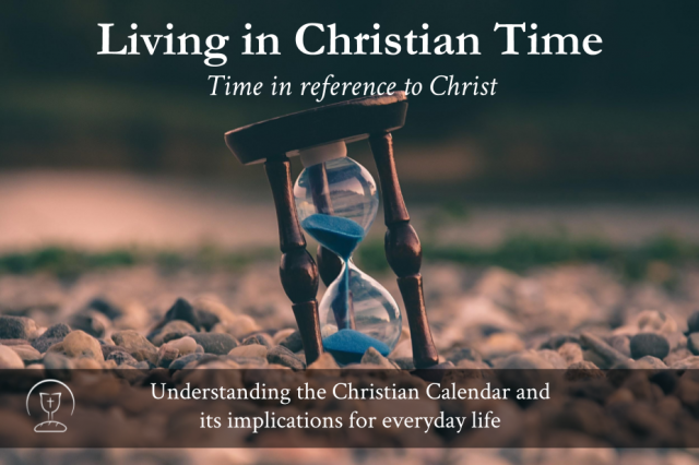 Living in Christian Time (1)