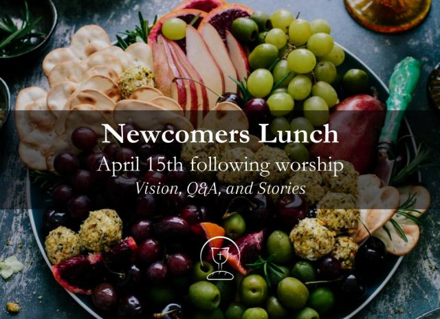 Newcomers Lunch-2